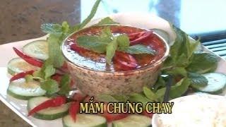 Mắm Chưng Chay - Xuân Hồng (Lửa Hồng Cooking Show)