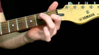 how to play a major a minor and a7 guitar chords