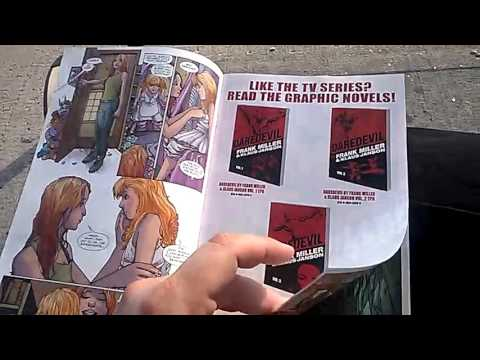 Free Comic Book Written By James Patterson That I Got From Barnes and Noble on Monroe Avenue in Roch