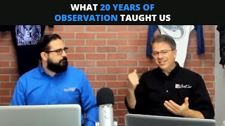 CAS Podcast Episode 74 | Your Most Costly Mistake - what 20 years of observation taught us