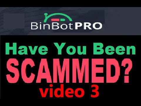 Binary options trading system scams