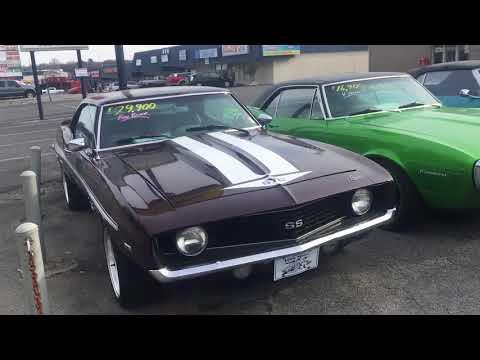 Classic Cars Dealership