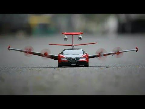 инженер создал крутой машина из игрушка