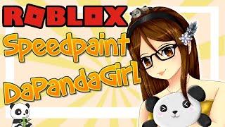 [ROBLOX Speedpaint] - DaPandaGirl