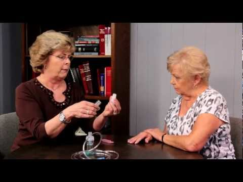How to use a Nebulizer Device