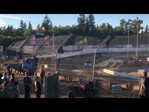 Skagit Speedway Summer Nationals Night Two Heat One part three of three