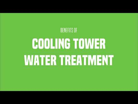 Benefits Of Cooling Tower Water Treatment