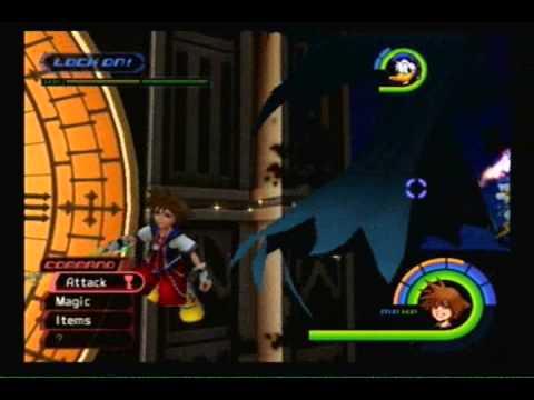 Kingdom Hearts Part 75 Neverland Phantom Boss Battle