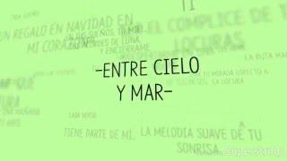 Entre Cielo y mar- Andrés Carranza (Video lyric) YouTube Videos
