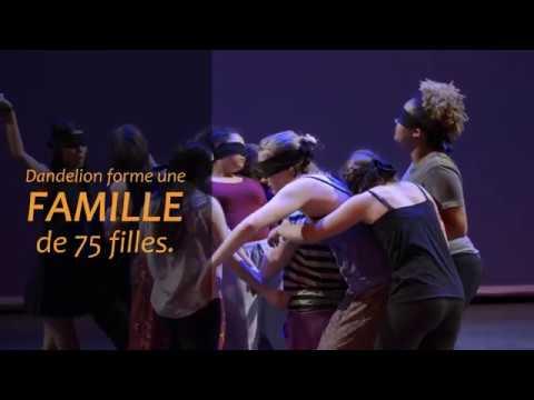 Hannah Beach et Dandelion Dance — Mouvements d'inspiration