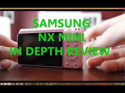 Samsung NX Mini Review