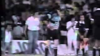 Goiás 1 (3) x (1) 0 Criciúma-SC - Copa do Brasil 1990