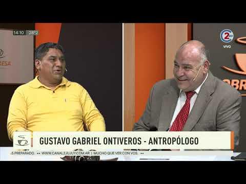 Sobremesa: Gustavo Gabriel Ontiveros