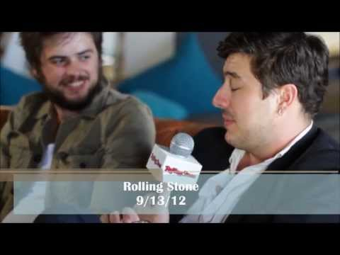 Funny Things Mumford and Sons Say (Part 1)
