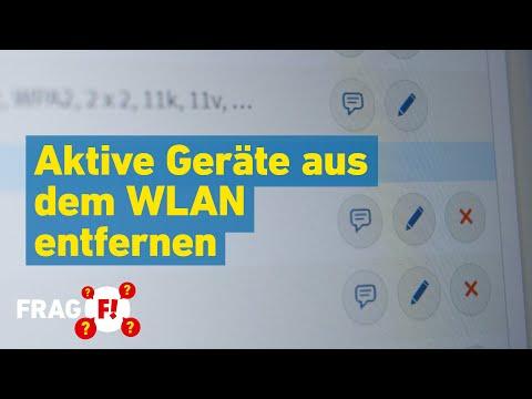Aktive Geräte aus dem WLAN entfernen | Frag FRITZ! 63