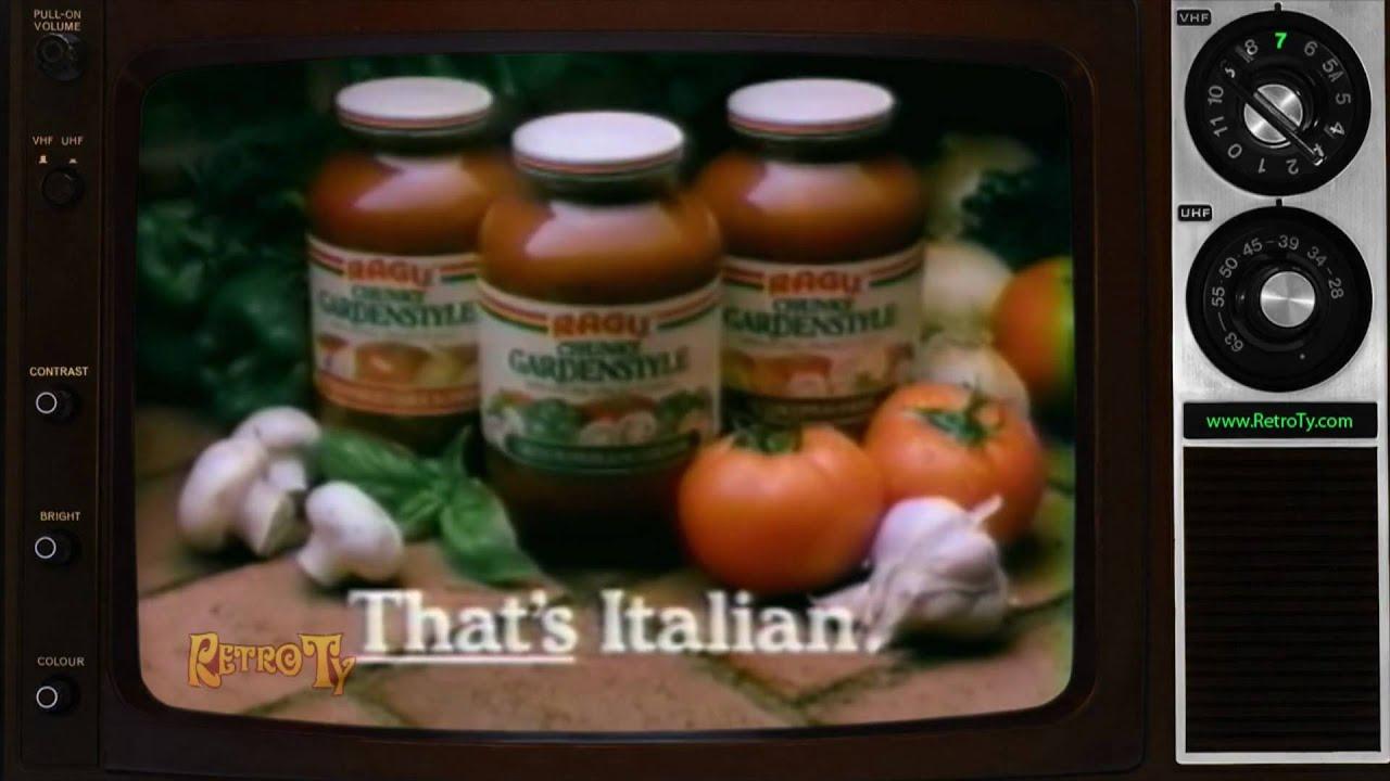 Ragu Spaghetti Sauce with Joe Mantegna