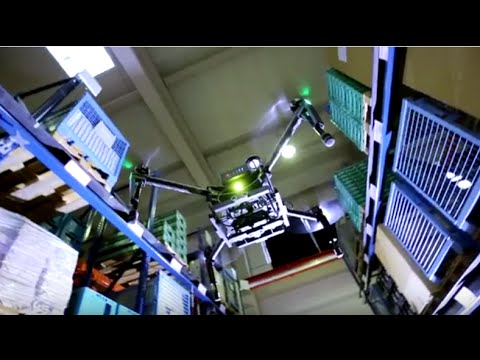 DB Schenker Enterprise Lab für Logistik und Digitalisierung