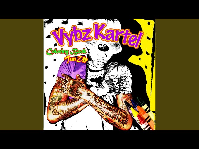 Exelent Coloring Book Vybz Kartel Pictures