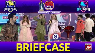 Briefcase Segment | Game Show Aisay Chalay Ga League Season 2 | TickTockers Vs Champions|Eid 2nd Day