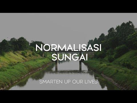 Normalisasi Sungai Jakarta