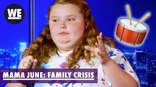 Alana Practices Her Comedy Routine 🤣| Mama June: Family Crisis
