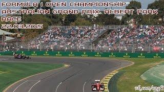 Formula 1 Open Сhampionship™. Гран-При Австралии. Гонка(Formula 1 Open Сhampionship™. Гран-При Австралии. Гонка Группа чемпионата: https://vk.com/cpgf1 https://vk.com/by_yarmolenko9 Автор: ..., 2015-03-22T15:47:38.000Z)