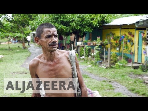 Thumbnail: Colombia: Paramilitary groups take over abandoned FARC territory