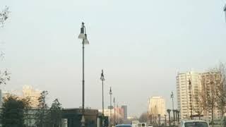Фото Родной город Баку Прогулка на машине по центру города от проспекта Нефтяников до Нагорного парка
