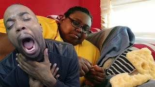SHE ATE HER MATTRESS! IM SLEEP! Funniest Thing Ever! Cash Nasty Reacts My Strange Addictions