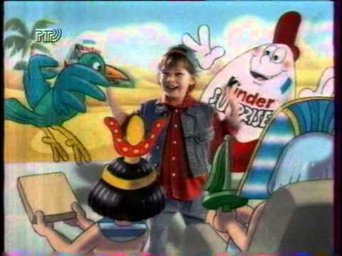 Киндер Сюрприз (реклама 90-х)