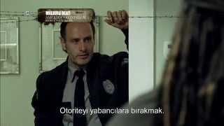 The Walking Dead 5. sezon 13. bölümü pazartesi 21:30'da!
