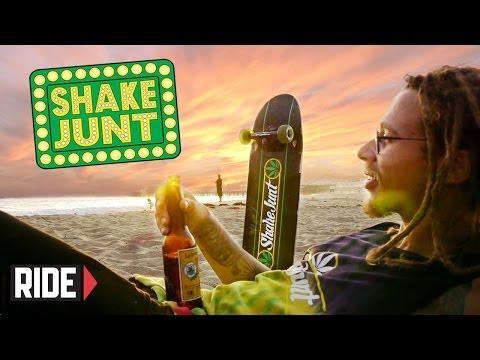 Neen Williams Shake Junt Pure Bud Cruiser Commercial