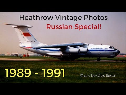 The Epic Heathrow Airport Gold Mine {1989-1991} PART 2