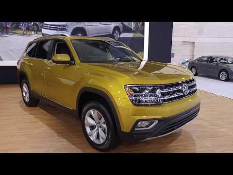 2018 Volkswagen Atlas V6