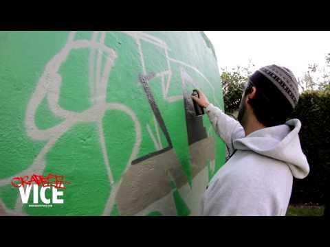 Mr Bien - Graffiti Vice.com