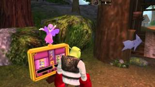 Прохождение Shrek 2: The Game RUS (Часть 2)