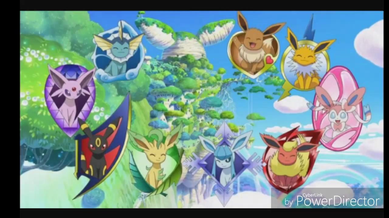 Coloriage pokemon evoli famille - Famille evoli pokemon ...