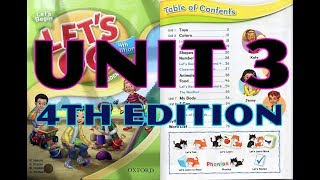 Let's go - Let's begin - Unit 3 Shapes (Hình) - 4th edition (the latest one)