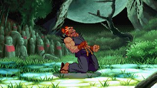 Street Fighter III 3rd Strike - 100% Combos Act.1 [TACV]