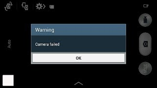 how to fix camera failed on samsung galaxy mini note s3 s4 s5