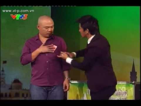 Huy Tuấn bị thí sinh lừa mất 3 triệu VND trước 2000 khán giả