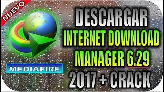 Internet Download Manager 6.29 FULL MEDIAFIRE / Solucion Extension IDM Google Chrome
