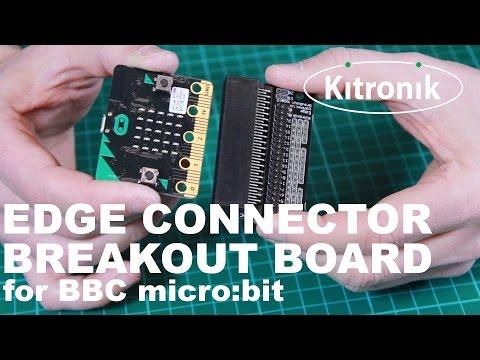 Breakout Board for the BBC micro:bit
