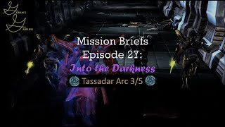 Starcraft Mission Briefs 27: 3-6 Into the Darkness