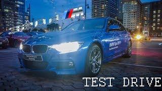 Test Drive - 2017 BMW 320d M Sport