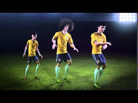 Celebrate in Brasilian style with Neymar Jr David Luiz amp Thiago Silva Tubidy IM