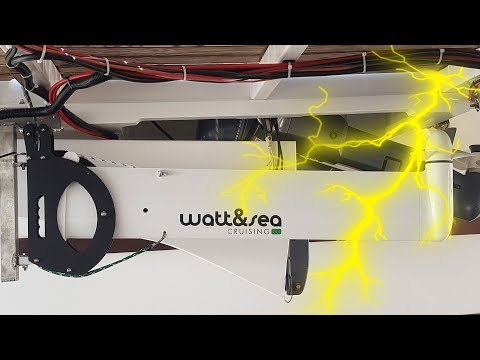 FREE ENERGY – 1000 Mile Hydro Generator SAILING Trial