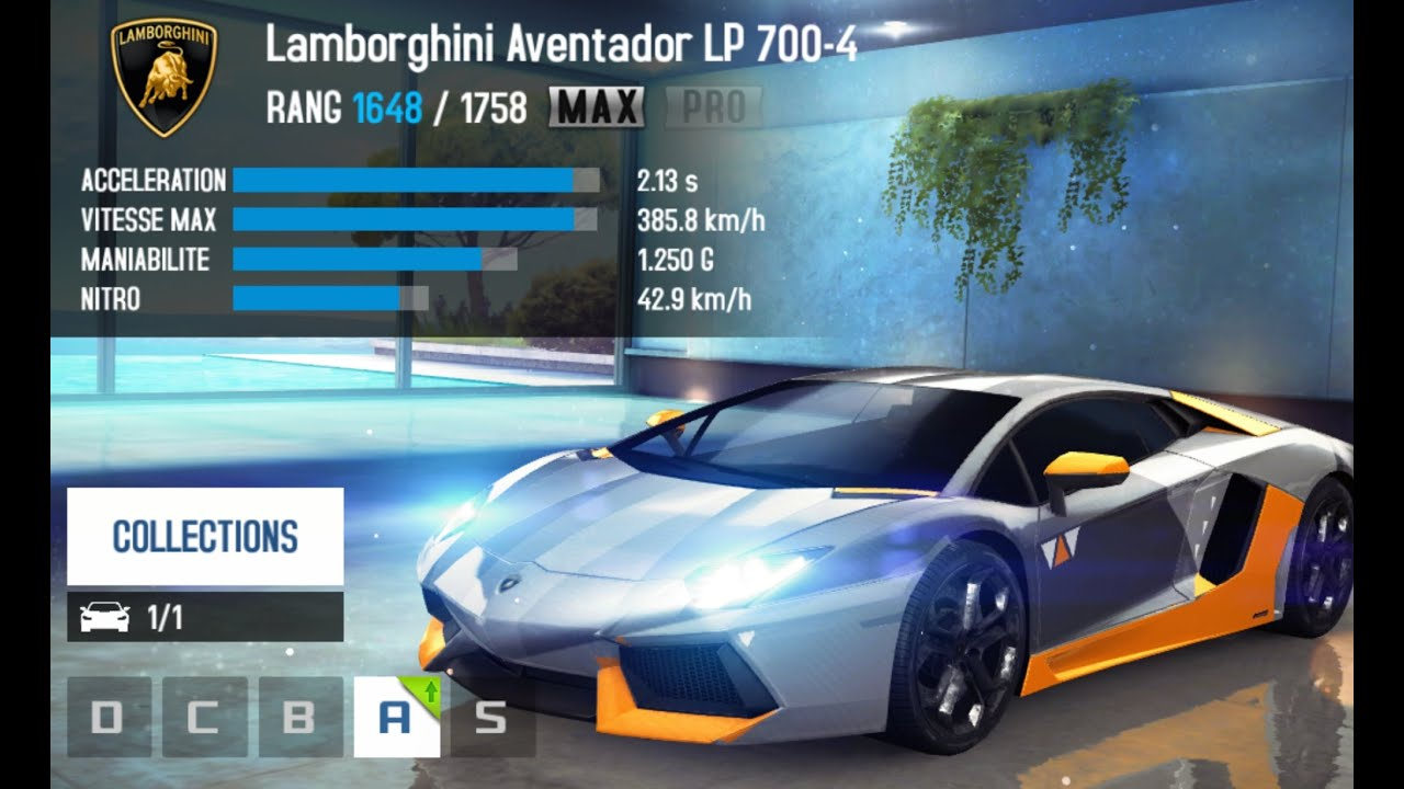 Asphalt 8 Lamborghini Aventador Season 9 Barcelona Youtube