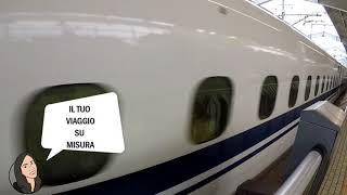 SHINKANZEN Un viaggio a 400 all'ora sul treno più veloce del Giappone 🇯🇵