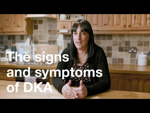 The Signs And Symptoms Of DKA | Kate's Story